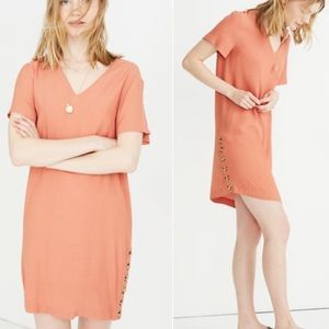 NWOT madewell shift dress
